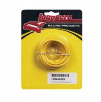 Longacre Racing Products - Longacre 16 Gauge HD Electrical Wire - 15 Ft. - Yellow