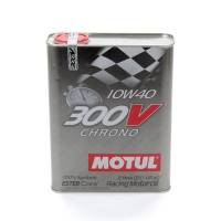 Motul - Motul 300V Chrono 10W40 Synthetic Racing Oil - 2 Liters
