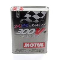 Motul - Motul 300V Le Mans 20W60 Synthetic Racing Oil - 2 Liters