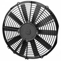 "SPAL Advanced Technologies - SPAL 13"" Puller Fan Curved Blade - 1032 CFM"