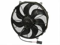 "SPAL Advanced Technologies - SPAL 16"" Curved Blade High Output Puller Fan - 1950 CFM"