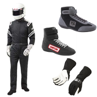 Simpson Race Products - Simpson Legend II Driver Safety Package