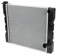 "Allstar Performance - Allstar Performance GM Plastic Tank Dual Pass Radiator - 19"" x 28 """