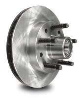 AFCO Racing Products - AFCO GM Metric Hub Brake Rotor -1979-Up
