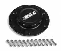 Earl's Performance Products - Earl's Billet Fuel Cell Cap-12-Bolt Flange
