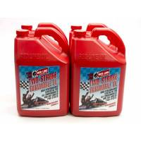 Red Line Synthetic Oil - Red Line Two-Stroke Snowmobile Oil -1 Gallon (Case of 4)