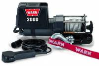 Warn - Warn Works 1700 Winch