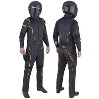 Simpson Race Products - Simpson DNA Suit - Black