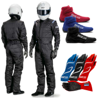 Sparco - Sparco Jade 2 Driver Safety Package