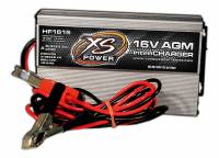 XS Power Battery - XS Power 16v H/F AGM IntelliCharger 15a
