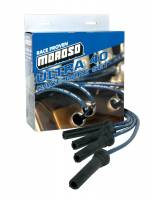Moroso Performance Products - Moroso Ultra 40 Plug Wire Set - Blue