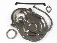Mr. Gasket - Mr. Gasket Timing Cover - Use w/ OEM Timing Chain