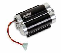 Holley Performance Products - Holley Dominator In-Line Billet Fuel Pump - Hi-Flow