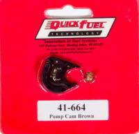 Quick Fuel Technology - Quick Fuel Technology Brown (wide) Pump Cam QFX & 4500 Style