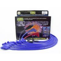 Taylor Cable Products - Taylor 8mm Spiro Pro Ignition Wire Set - Custom Fit with EEC IV(Blue)