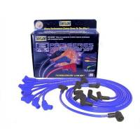 Taylor Cable Products - Taylor 8mm Spiro Pro Ignition Wire Set - with HEI(Blue)