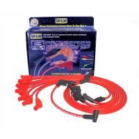 Taylor Cable Products - Taylor 8mm Spiro Pro Ignition Wire Set - with HEI(Red)