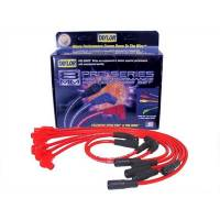 Taylor Cable Products - Taylor 8mm Spiro Pro Ignition Wire Set - Custom Fit(Red)