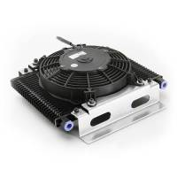 Be Cool - Be Cool Transmission Cooler Module w/Electric Pusher Fan