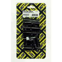 Taylor Cable Products - Taylor Spark Plug Boot and Terminal Spark Plug Wire Set - 180 Degree