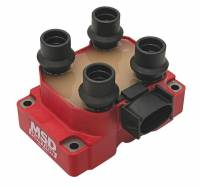 MSD - MSD Ford DIS Coil Pack - 4-Tower