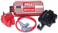 MSD - MSD Super HEI Kit - II Multiple Spark Ignition Control Kit - GM HEI