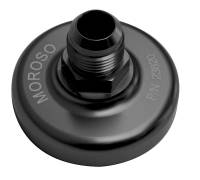 Moroso Performance Products - Moroso Oil Filter Block-Off Plate
