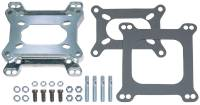 Trans-Dapt Performance - Trans-Dapt Carburetor Adapter - 4 bbl. Carburetor To 2bbl. Manifold
