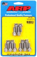 ARP - ARP Stainless Steel Header Bolt Kit - 5/16 x .750 UHL (14)