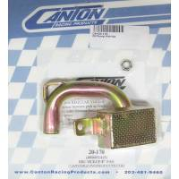 "Canton Racing Products - Canton Steel Drag / Street Oil Pump Pickup - For 8"" Deep SB Chevy Pans w/ BB Chevy Pumps"