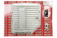 Hughes Performance - Hughes Aluminum Transmission Pan Deep GM TH350