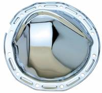 Trans-Dapt Performance - Trans-Dapt Differential Cover - Chrome - GM 12 Bolt Intermediate