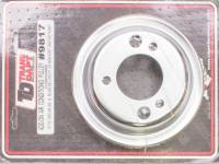 "Trans-Dapt Performance - Trans-Dapt Crankshaft Add-On Pulley - 6.8"" Diameter"
