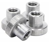 "Allstar Performance - Allstar Performance Weld-On Nut 1/4""-20 x 5/16"" UHL - 25 Pack"