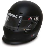 Impact - Impact Charger Helmet - Medium - Flat Black