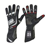 OMP Racing - OMP 2015 One Evo Gloves - Black - Large