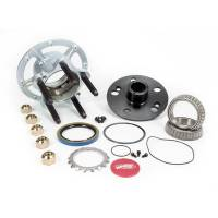 Winters Performance Products - Winters Steel 5x5 Rear Hub w/ Coarse Studs - Platinum