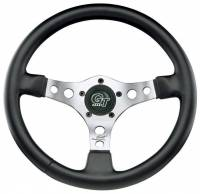 "Grant Steering Wheels - Grant Formula GT Steering Wheel - 15"" - Black / Chrome"