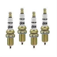 Accel - ACCEL Resistor Racing Plug - .035'' Nominal Gap - (4 Pack)