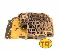 TCI Automotive - TCI TH350 Manual Reverse Shift Pattern Valve Body