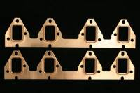 SCE Gaskets - SCE Ford FE Copper Exhaust Gaskets