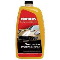 Mothers Polishes-Waxes-Cleaners - Mothers California Gold Car Wash/Wax 64oz