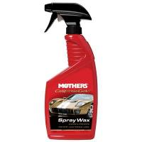 Mothers Polishes-Waxes-Cleaners - Mothers California Gold Spray Wax 24oz