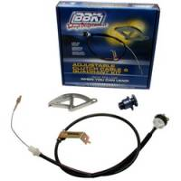 BBK Performance - BBK Performance Clutch Quadrant and Cable Kit - Adjustable