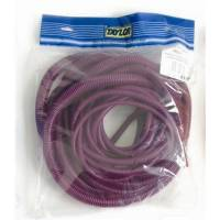 Taylor Cable Products - Taylor Convoluted Tubing - Multiple Assortment - Purple-10 ft. Roll Each Of 1/4 in. ID