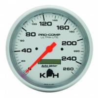 Auto Meter - Auto Meter Ultra-Lite In-Dash Electric Speedometer - 5 in.