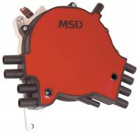 MSD - MSD Pro-Billet GM LT-1 Distributor - Includes Cap / Rotor / Components For Installation