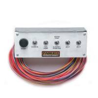 Painless Performance Products - Painless Performance 6 Switch Universal Pro Street Panel