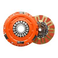 Centerforce - Centerforce Dual Friction® Clutch Pressure Plate and Disc Set - Size: 9 1/16 in.