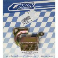 Canton Racing Products - Canton Steel Drag / Street Oil Pump Pickup - For 8 in. Deep SB Chevy Pans w/ SB Standard Volume Pumps w/ 0.75 in. Tube (M155)